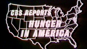 """""""Hunger in America"""" is not in our past"""